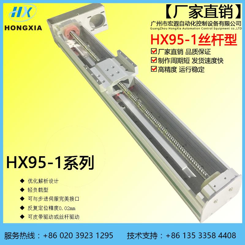 95(1)宽度半封闭伟德国际苹果app-HX95-1宽度伟德国际苹果app-95-1系列线性betvictor韦德中文